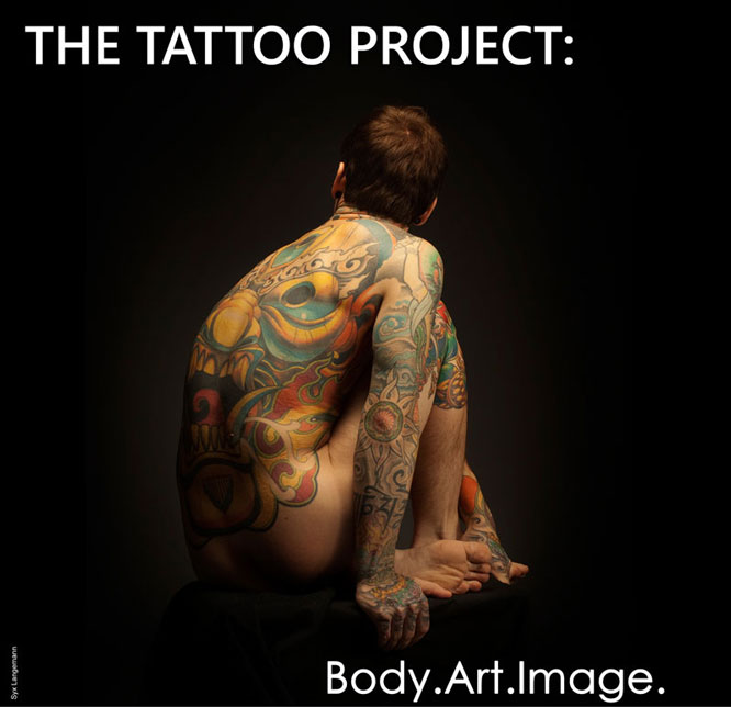 Vancouver Photo Workshops & The Vanishing Tattoo - CASTING CALL- The Tattoo